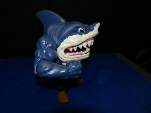"1994 STREET SHARKS toy RIPSTER 6"" action figure Street Wise Designs RARE!!"