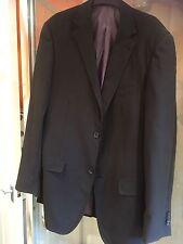 Men's George Pin Striped Suit Jacket Size 38L