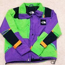 Mens Vintage The Northface TNF Tonar 2xl Winter Ski Jacket Neon North Face
