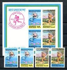 Bangladesch 45/48 Block 1 postfrisch / UPU ...............................2/2531