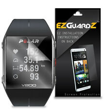 6X EZguardz Screen Protector Skin 6X For Polar V800 Multisport GPS Watch (Clear)