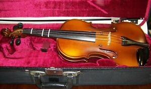 Knilling Bucharest 4/4 Violin Outfit with Perfection Pegs