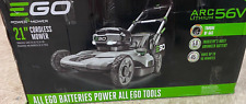 New Ego LM2100 21-Inch 56-Volt Li-Ion Cordless Battttery Lawn Mower (No Battery)