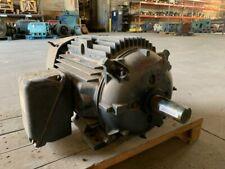 40 HP General Electric AC Electric Motor 1800 RPM Fr 324T TEFCBB 460 V EOK