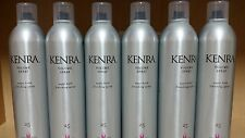 "6 X  KENRA #25 VOLUME SPRAY SUPER HOLD FINISHING HAIRSPRAY 16 oz ""BIG BOY"""