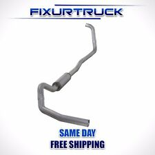 "Diamond Eye 4"" Turboback Exhaust For 03-07 Ford F-250 F-350 6.0L"