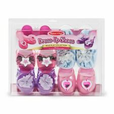 Melissa and Doug Dress-Up Shoes Role Play Collection #8544