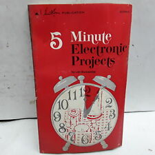 5-Minute Electronic Projects