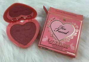 Too Faced Love Flush Shade: FLUSH HANGOVER - Long Lasting 16 Hour Blush