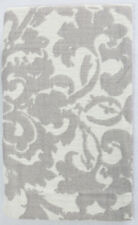 Pottery Barn Jacquard Medallion Standard Sham Linen Blend Gray New
