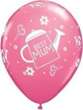 Ballons de fête roses ovales pour la maison, pour fête des mères
