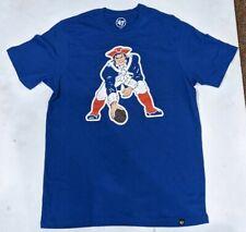 New England Patriots 47 Brand Mens Old Logo T-Shirt  NEW Medium