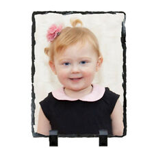 Personalised Photo Rock Slate - 15 x 20cm Rock Slate - Personalised Gift