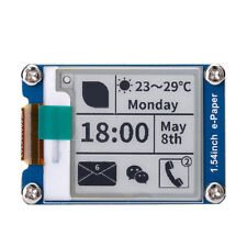1.54 inch E-Ink SPI Interface Display Module E-paper Black White Display Screen