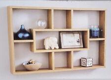 Space Saving Floating Wall Shelves Display Shelf Bookshelf Storage Unit