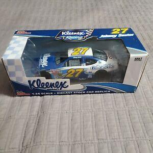 Racing Champions Kleenex Brand #27 Johnny Sauter 1:24 Scale Diecast Car