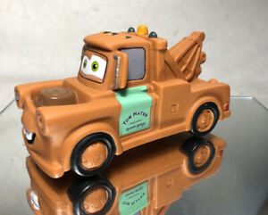 "DISNEY PARKS CARS 2 POOL & BATH PLASTIC TOY: ""MATER��/ LOOSE/ PRE OWNED"