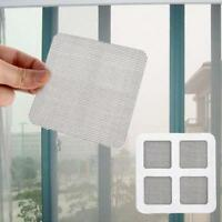 10pcs Anti-Insect Fly Anti-mosquito Door Window Screen Net Repair Tape Patch