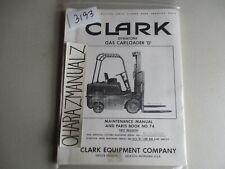 [DIAGRAM_5NL]  clark forklift parts | eBay | Cgc25 Clark Forklift Wiring Diagram |  | eBay