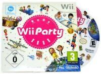 Nintendo Wii Spiel - Wii Party mit OVP / Pappschuber