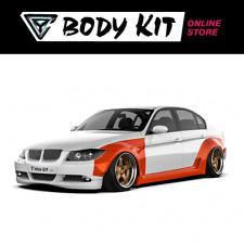 Wide body kit BMW E90 2004-2012 +50mm (1.97 inch)