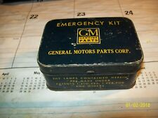 ACCESSARY GM EMERGENCY LIGHT KIT - NOS - COMPLETE - CHEVROLET - BUICK- ETC.