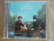 """Echo and The Bunnymen - Flowers CD with BONUS disc """"Ticket To Ride"""" (Naive) NEW"""