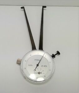 Fowler 20-45 mm Internal Dial Caliper Gage 52-553-102