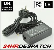 for 20v 2a MSI Viento U100 Adaptador AC Cargador Psu incluye 3 pin GB ENCHUFE