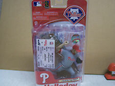 McFarlane's Sportspicks Roy Halladay  MLB Elite Gray Jersey  w/Ticket 799/2,000