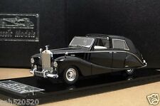 Rolls Royce Silver Wraith LWB Hooper Sedanca de Ville (Black)