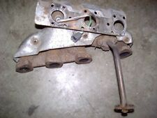 96-00 Voyager Caravan RH R 3.0 Exhaust Manifold With O2
