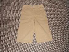 """Lee Pipes pantalones cortos de cintura 34 """"Beige Faded Para Hombre Pantalones Cortos"""