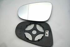 VW GOLF MK6 2008-2014  WING MIRROR GLASS ASPHERIC HEATED LEFT