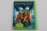 Scooby-Doo - The Movie (DVD, 2002, Full Screen )