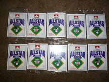 1991 Factory Sealed Petro-Canada AllStar FanFest Baseball Cards 2 Complete Sets