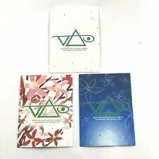 Steve Vai Story of Light Post Cards Seed Packs from Platinum Edition Cd Rare
