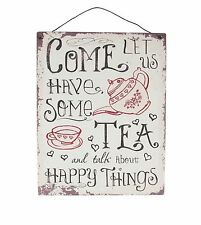 Rectangle Quotes & Sayings Decorative Hanging Signs