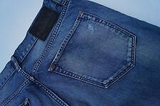 HUGO BOSS black label Herren Men Jeans Hose 34/34 W34 L34 stonewash used look #g