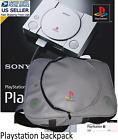 Playstation Backpack Mochila Console Shaped PS1 bulto sony playstation one bag