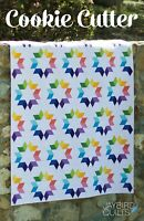 Cookie Cutter by Julie Herman for Jaybird Quilts, No Y Seams 5 Sizes