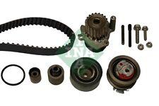 Genuine INA Water Pump & Timing Belt Kit 530050330 Brand New