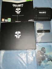 CALL OF DUTY GHOSTS Edizione PRESTIGE Collector's Ed. Con Videocamera XBOX 360