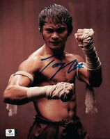 Tony Jaa Signed Autographed 8X10 Photo Furious 6 Rope Hand Wraps GV852463