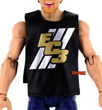 WWE Mattel Elite 70 EC3 Shirt Action Figure Accessory Prop_b7