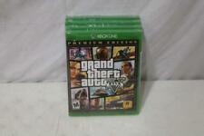 Lot of 4 Grand Theft Auto V: Premium Edition Xbox One