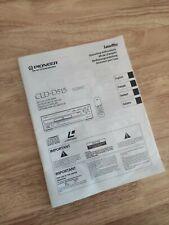 More details for pioneer laserdisc cld-d515 instruction manual, best offer!