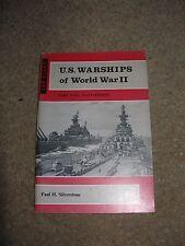 US Warships of World War II - Part One - Battleships