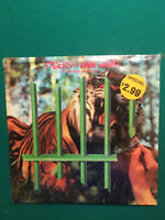 Tygers Of Pan Tang The Cage Vinyl LP Dated 1982