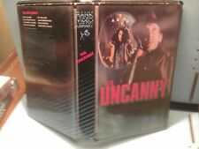 ◆ 1977 Horror The Uncanny VHS (Pal) Rank Video Pre-Cert Rare Susan Penhaligon ◆